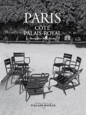 Thierry Dourdet  « Côté  Palais-Royal »