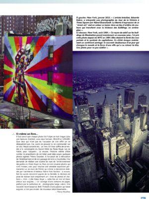 Articles de presse sur l'exposition Paysages Urbains